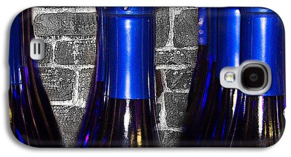 Wine Bottles Galaxy S4 Case by Tom Gari Gallery-Three-Photography