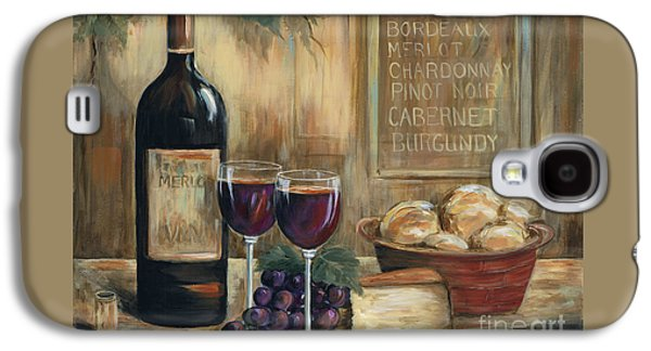 Wine For Two Galaxy S4 Case