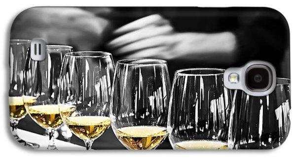 Wine Tasting Glasses Galaxy S4 Case