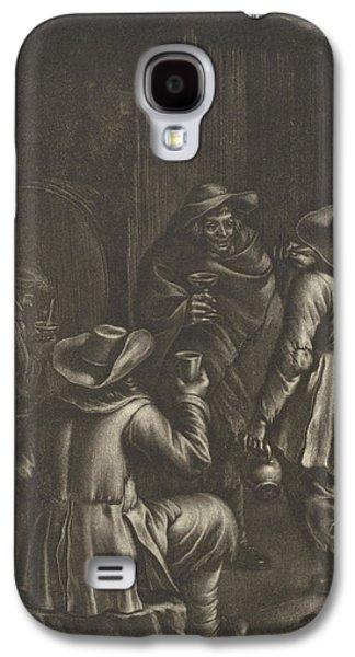 Wine Tasting, Jan Van Somer Galaxy S4 Case by Jan Van Somer