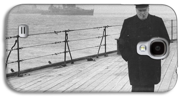 Winston Churchill Galaxy S4 Case