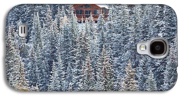 Winter Hideaway Galaxy S4 Case by Darren  White