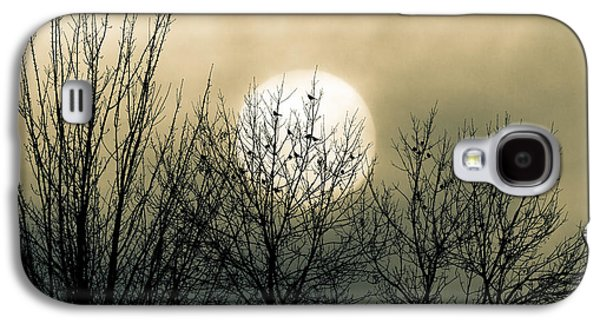 Winter Into Spring Galaxy S4 Case