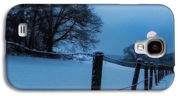 Winter Moon Galaxy S4 Case
