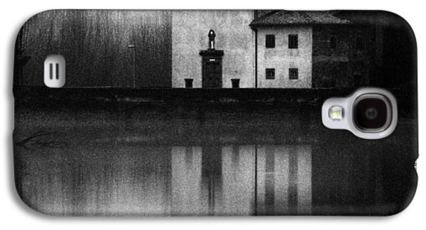 Winter On The Lake Galaxy S4 Case