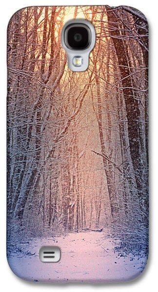 Winter Pathway Galaxy S4 Case