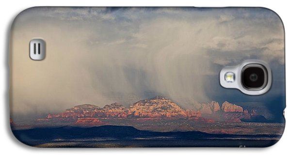 Winter Storm Approaches Sedona Galaxy S4 Case