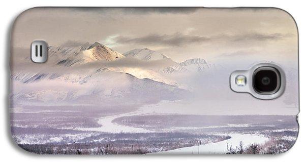Winter Travel Galaxy S4 Case by Leland D Howard