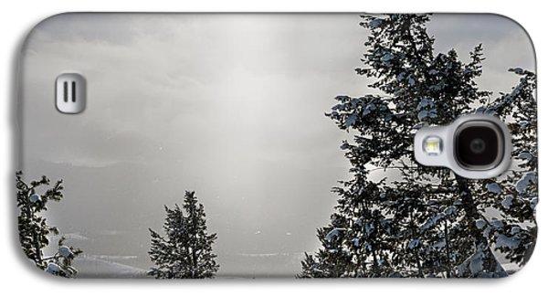 Winter Wonderland Galaxy S4 Case by Leland D Howard