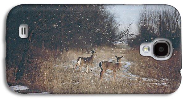 Winter Wonders Galaxy S4 Case by Carrie Ann Grippo-Pike