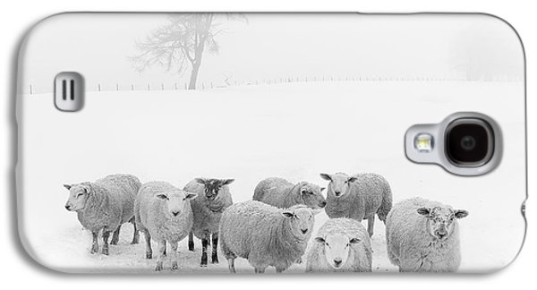 Winter Woollies Galaxy S4 Case