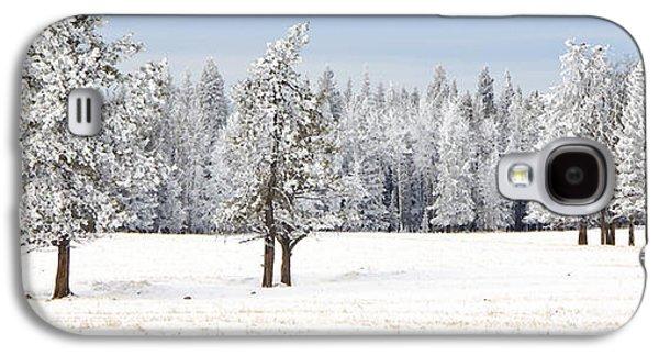 Winter's Coat Galaxy S4 Case