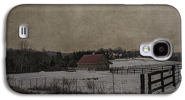 Winter's Farm Galaxy S4 Case by Terry Rowe