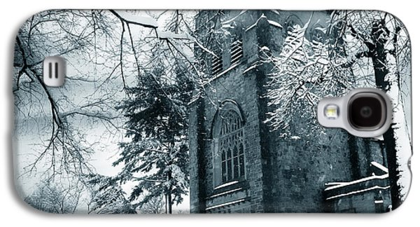 Winter's Gothic Galaxy S4 Case by Jessica Jenney