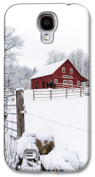 Winter's Morning Galaxy S4 Case