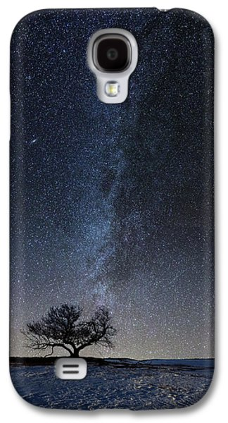 Winter's Night Galaxy S4 Case by Aaron J Groen