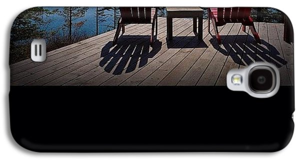 Iger Galaxy S4 Case - Wish You Were Here by Matthew Blum