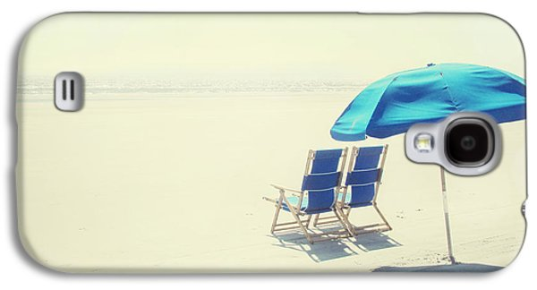 Wishing You Were Here Galaxy S4 Case by Amy Tyler