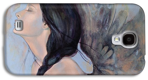 With Ancient Love Galaxy S4 Case by Dorina  Costras