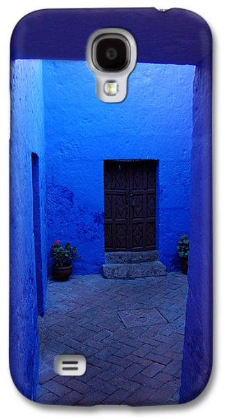 Within Bue Walls Galaxy S4 Case