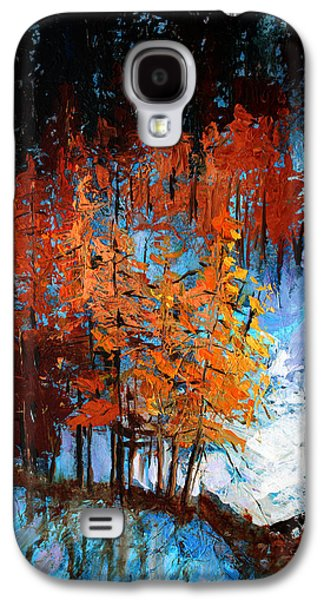 Wolf Country Galaxy S4 Case