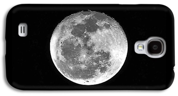 Wolf Moon Waning Galaxy S4 Case by Al Powell Photography USA