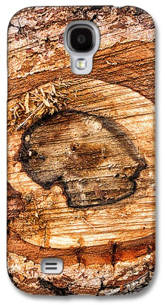Wood Detail Galaxy S4 Case