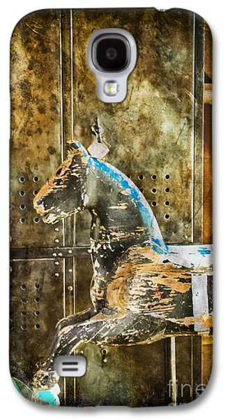 Wooden Horse Galaxy S4 Case