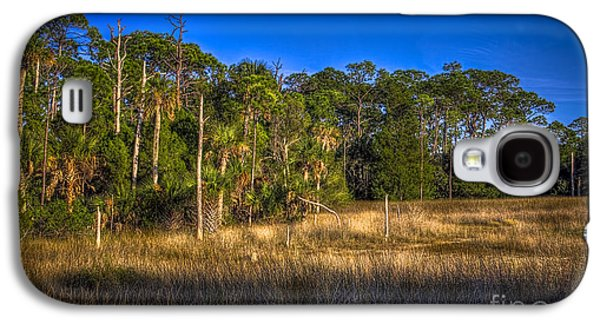 Woodland And Marsh Galaxy S4 Case by Marvin Spates