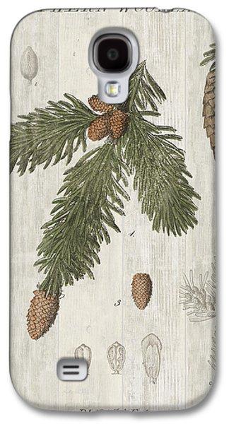 Woodland Chart V Galaxy S4 Case by Sue Schlabach