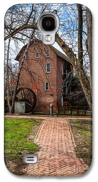 Wood's Grist Mill In Hobart Indiana Galaxy S4 Case by Paul Velgos