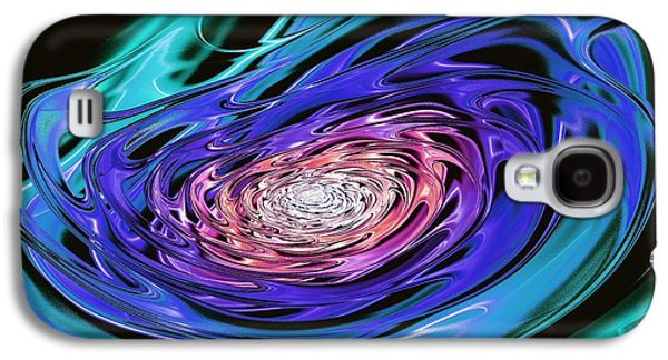 World In His Hands Galaxy S4 Case