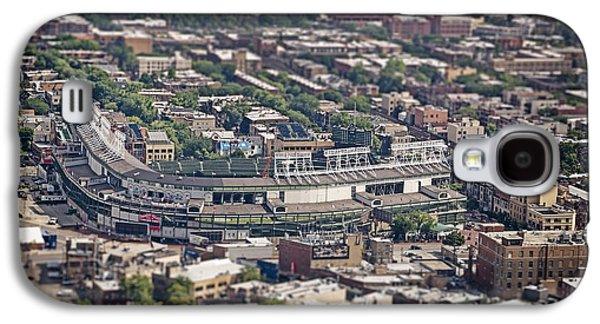 Wrigley Field - Home Of The Chicago Cubs Galaxy S4 Case