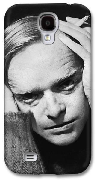 Writer Truman Capote Galaxy S4 Case