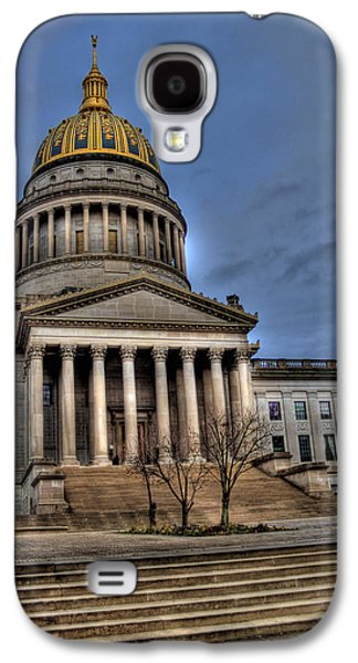 Wv Capital Building 2 Galaxy S4 Case