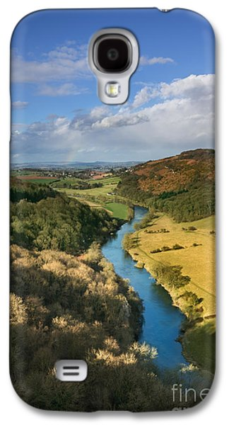 Wye Valley From Symonds Yat Galaxy S4 Case by Rod McLean