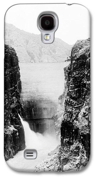 Wyoming Shoshone Dam Galaxy S4 Case