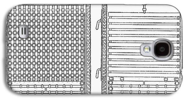 Yacht Boiler, 1880 Galaxy S4 Case by Granger