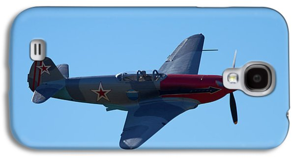 Yakovlev Yak-3 - Wwii Russian Fighter Galaxy S4 Case by David Wall