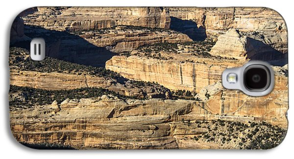Yampa River Canyon In Dinosaur National Monument Galaxy S4 Case