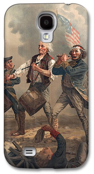 Yankee Doodle Or The Spirit Of 76, Published By J.f. Ryder After Archibald M. Willard Chromolitho Galaxy S4 Case