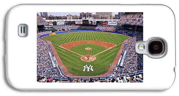 Yankee Stadium Galaxy S4 Case