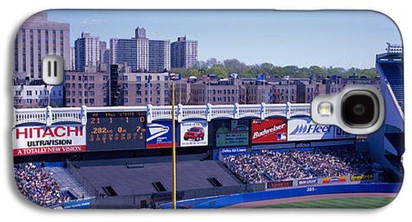 Yankee Stadium Ny Usa Galaxy S4 Case by Panoramic Images