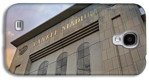 Yankee Stadium Galaxy S4 Case by Stephen Stookey