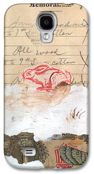 Year Of The Rabbit Galaxy S4 Case