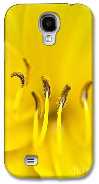 Yellow Galaxy S4 Case