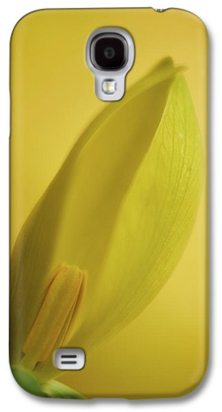 Yellow Trillium - Trillium Luteum Galaxy S4 Case by Photography  By Sai