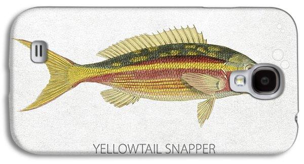Yellowtail Snapper Galaxy S4 Case
