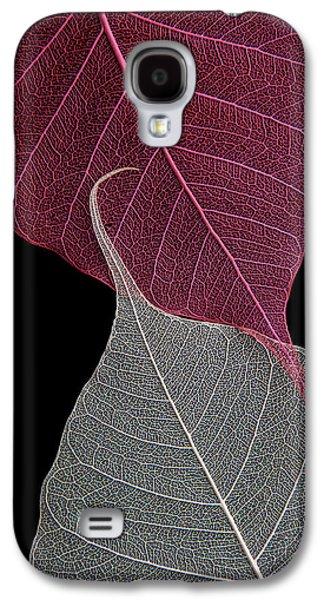 Yin-yang  Galaxy S4 Case by Maggie Terlecki
