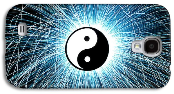 Yin Yang Galaxy S4 Case by Tim Gainey